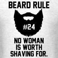 Design ~ Beard Rule #24