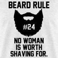 Design ~ Beard Rule #24