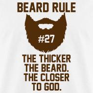 Design ~ Beard Rule #27