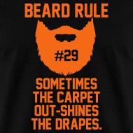 Design ~ Beard Rule #29