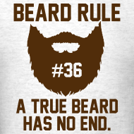 Design ~ Beard Rule #36