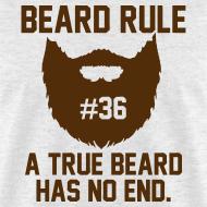 Design ~ Beard Rule #36