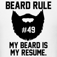 Design ~ Beard Rule #49