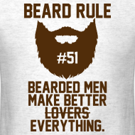 Design ~ Beard Rule #51