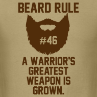 Design ~ Beard Rule #46