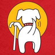 Design ~ Muttville Dog Bandana