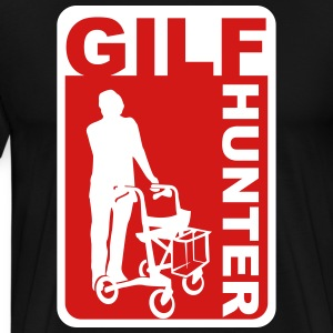 Gilf Hunter Shirt - Men's Premium T-Shirt
