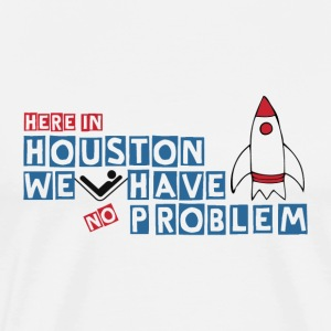Relax Houston Premium t-shirt - Men's Premium T-Shirt
