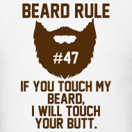 Design ~ Beard Rule #47