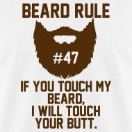 Design ~ Beard Rule #47