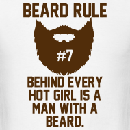 Design ~ Beard Rule #7