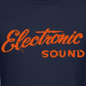 electronic sound t-shirt - Crewneck Sweatshirt