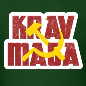 Krav Maga Russia Soviet Union - Men's T-Shirt