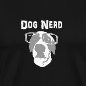 Dog Nerd - Men's Premium T-Shirt