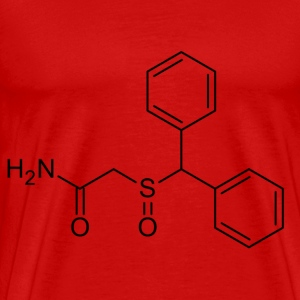 Red Modafinil Shirt - Men's Premium T-Shirt