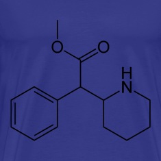Blue Methylphenidate Shirt