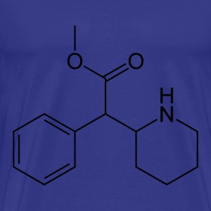 Blue Methylphenidate Shirt - Men's Premium T-Shirt