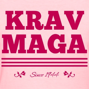 Vintage Golden Krav Maga since 1944 - Women's T-Shirt