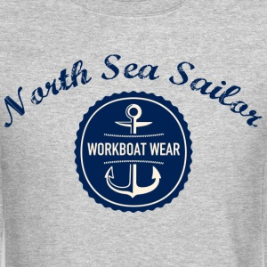 North Sea Sailor-Joyce - Crewneck Sweatshirt