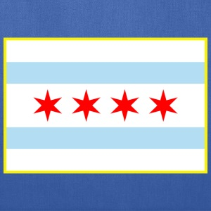 Flag of Chicago - Tote Bag