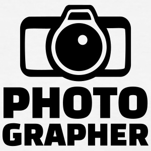 Photographer Women's T-Shirts - Women's T-Shirt