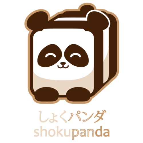 shokupan - panda (for dark backgrounds)