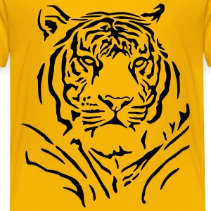 Majestic tiger Baby & Toddler Shirts - Toddler Premium T-Shirt