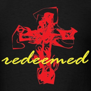 Redeemed - Red/Yellow T-Shirts - Men's T-Shirt