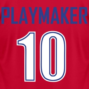 playmaker - Men's T-Shirt by American Apparel