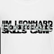 Design ~ 2014 Jim Leonhard Football Skills Camp