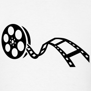 Film reel T-Shirts - Men's T-Shirt