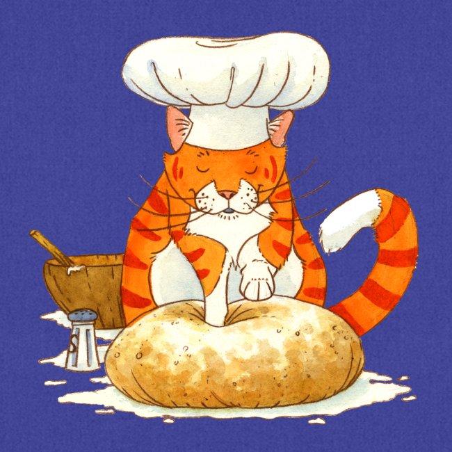 Chef Cat Tote