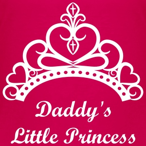 Princess Crown Tiara Baby & Toddler Shirts - Toddler Premium T-Shirt