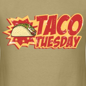 vintage_taco_tuesday T-Shirts - Men's T-Shirt