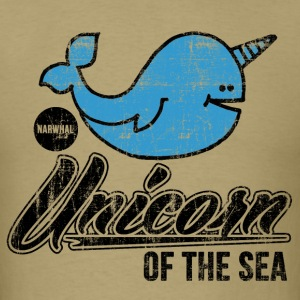 Unicorn_of_the_sea T-Shirts - Men's T-Shirt