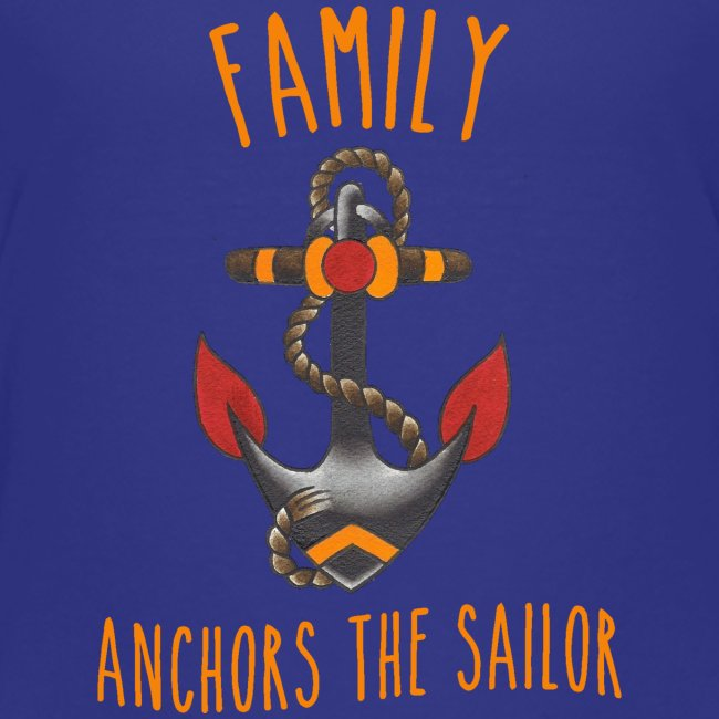 Family Anchors the Sailor-Kids