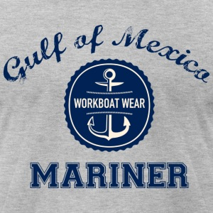 Gulf of Mexico Mariner - Men's T-Shirt by American Apparel