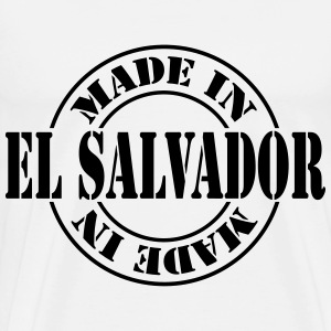 made_in_el_salvador_m1 T-Shirts - Men's Premium T-Shirt
