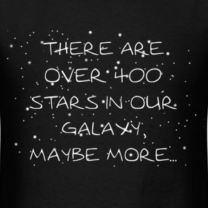 Stars in Our Galaxy - Men's T-Shirt