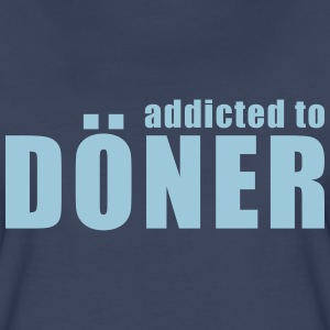 addicted to doner Women's T-Shirts - Women's Premium T-Shirt
