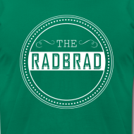 Design ~ Men's TheRadBrad Logo