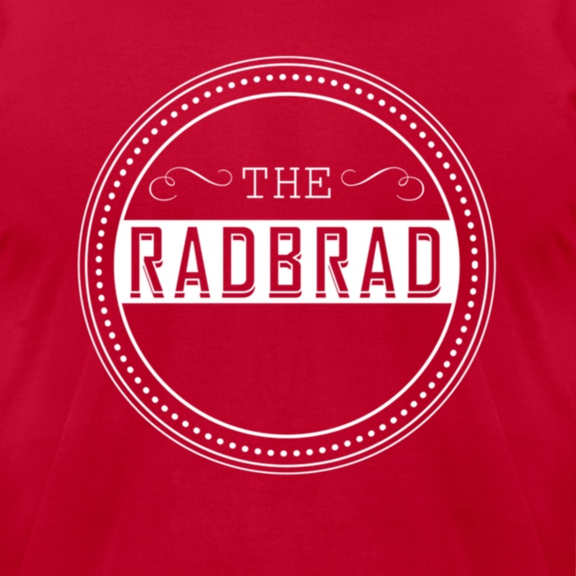 Men's TheRadBrad Logo