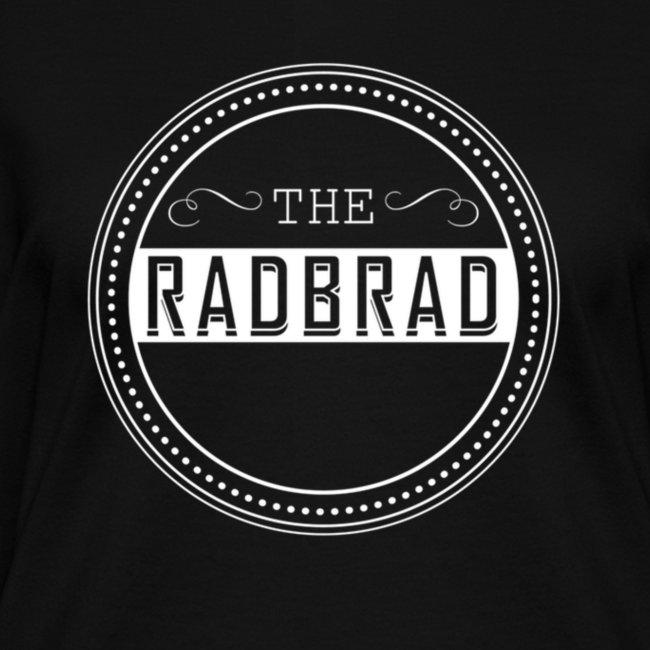 Women's TheRadBrad Logo V-neck