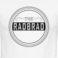 Design ~ Men's TheRadBrad Logo Ringer