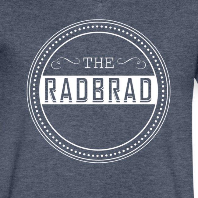 Men's TheRadBrad Logo V-neck