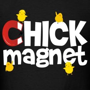 chick_magnet T-Shirts - Men's T-Shirt
