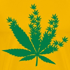 Cannabis from cannabis leaves Shirt