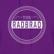 Design ~ Women's TheRadBrad Logo Hoodie
