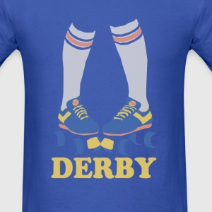 Roller Derby T-Shirts - Men's T-Shirt