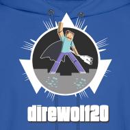 Design ~ Direwolf20 1.6 Avatar - Hoodie